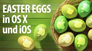 10 Easter Eggs in OS X und iOS