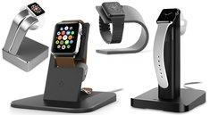 Apple Watch: Docking-Stationen im Überblick