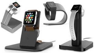 Apple Watch: Docking-Stationen im Überblick