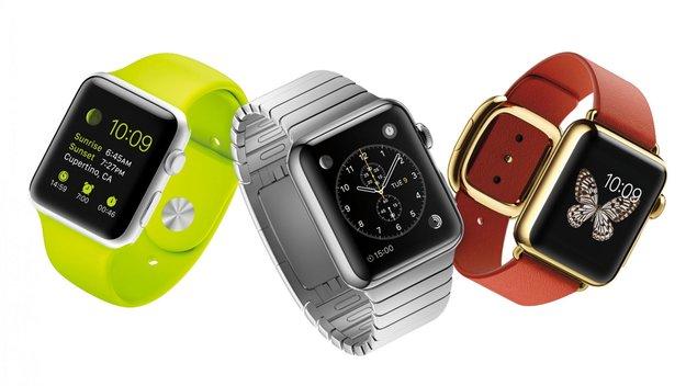 Apple Watch: Fast 1 Million Vorbestellungen in den USA am ersten Tag
