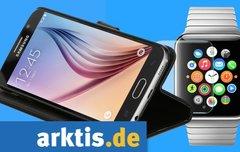 Exklusiv für GIGA-Leser:<b> Gutschein für Zubehör von Samsung Galaxy S6 und Apple Watch bei Arktis</b></b>