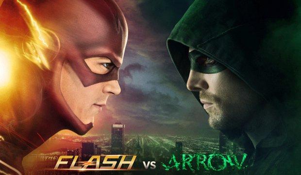 The Flash: Epischer Superhelden Fight Club mit DC Heroes und Villains