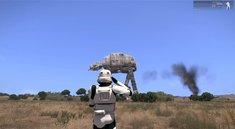Arma 3: Mod lässt euch schon jetzt ein bisschen Battlefront spielen