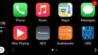 Apple CarPlay unterstützt nun Audio Books