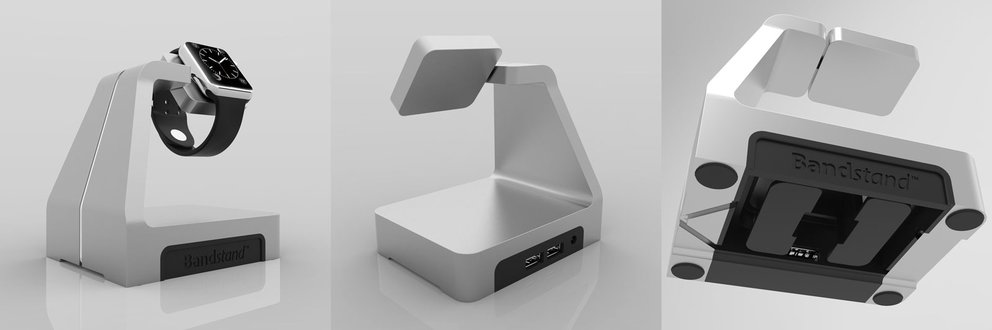 BandStand Apple Watch Dock