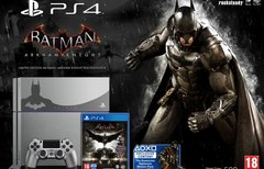Batman Arkham Knight: PS4 im...
