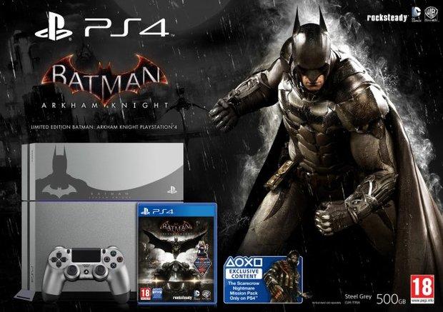 Batman Arkham Knight: Unboxing des PS4-Bundles