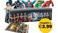 DC Comics Graphic Novel Collection: DC-Superhelden als Hardcover im Abo