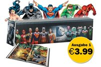 DC Comics Graphic Novel Collection: DC-Superhelden als Hardcover im Abo