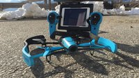 Drohne / Quadrocopter mit Kamera – Das Auge über den Wolken