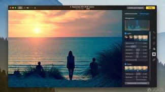 Bildbearbeitung auf dem Mac: Tipps für die Fotos-App von OS X