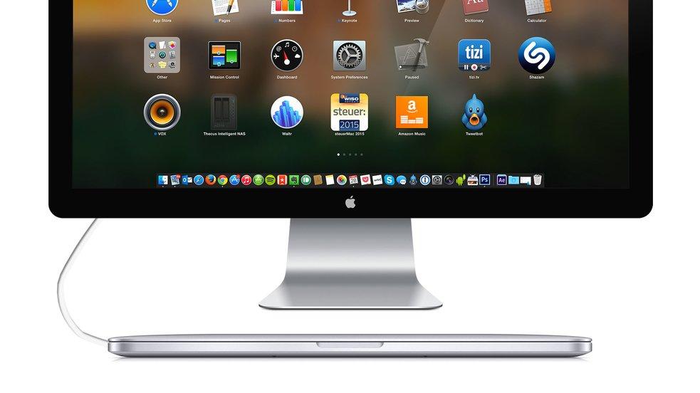 Kurztipp: MacBooks im geschlossenen Zustand verwenden – Clamshell