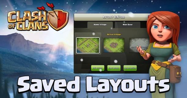Clash Of Clans Layout Editor Verwenden Basen Designs Wechseln Giga