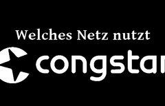 Welches Netz nutzt Congstar?...