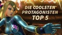 GIGA TOPmontag: Die 5 coolsten Protagonisten - jetzt auch in Text-Form!