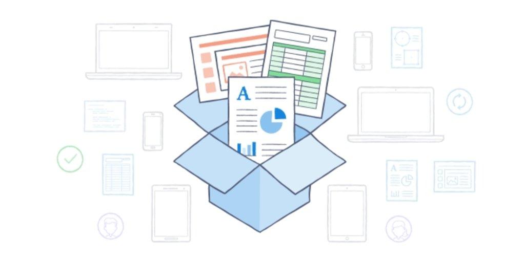 dropbox: link freigeben – so geht's! – giga, Einladung