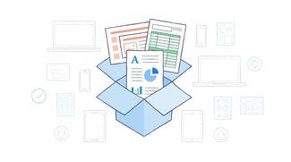 Dropbox installieren und einrichten