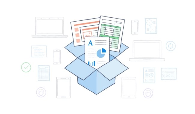 Dropbox: Link freigeben - so geht's!