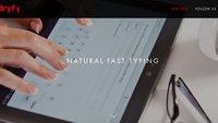 Apple hat Tablet-Bildschirmtastatur-Entwickler Dryft übernommen