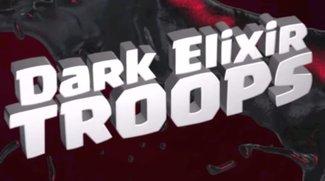 Clash of Clans dunkle Kaserne: Die Einheiten der dunklen Truppen