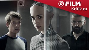 EX MACHINA Trailer Deutsch German & Kritik Review | Oscar Isaac 2015 [HD]