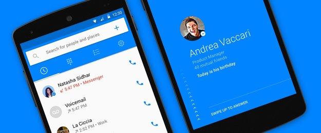 Hello: Facebook stellt eigene Telefon-App vor [APK-Download]