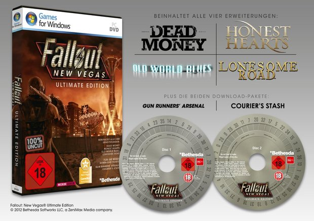 Game-Deals des Tages:<b> Fallout 3, Assassin's Creed 2, The Banner Saga und viel mehr Spiele im Angebot</b></b>