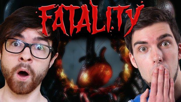 Mortal Kombat X: GIGA reacts to Fatalities!