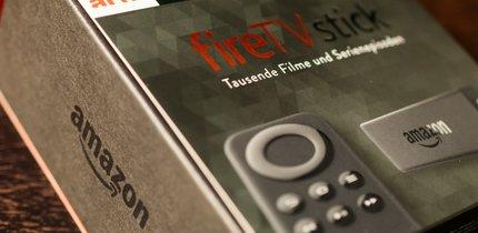 Fire TV Stick im Hands On