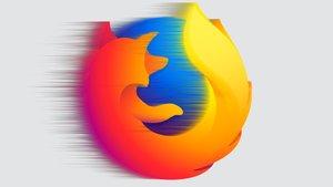Lösung: Firefox ist langsam