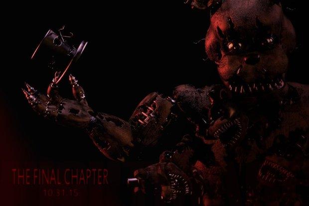Five Nights At Freddy's 4: Scheinbar letzter Teil der Serie angekündigt