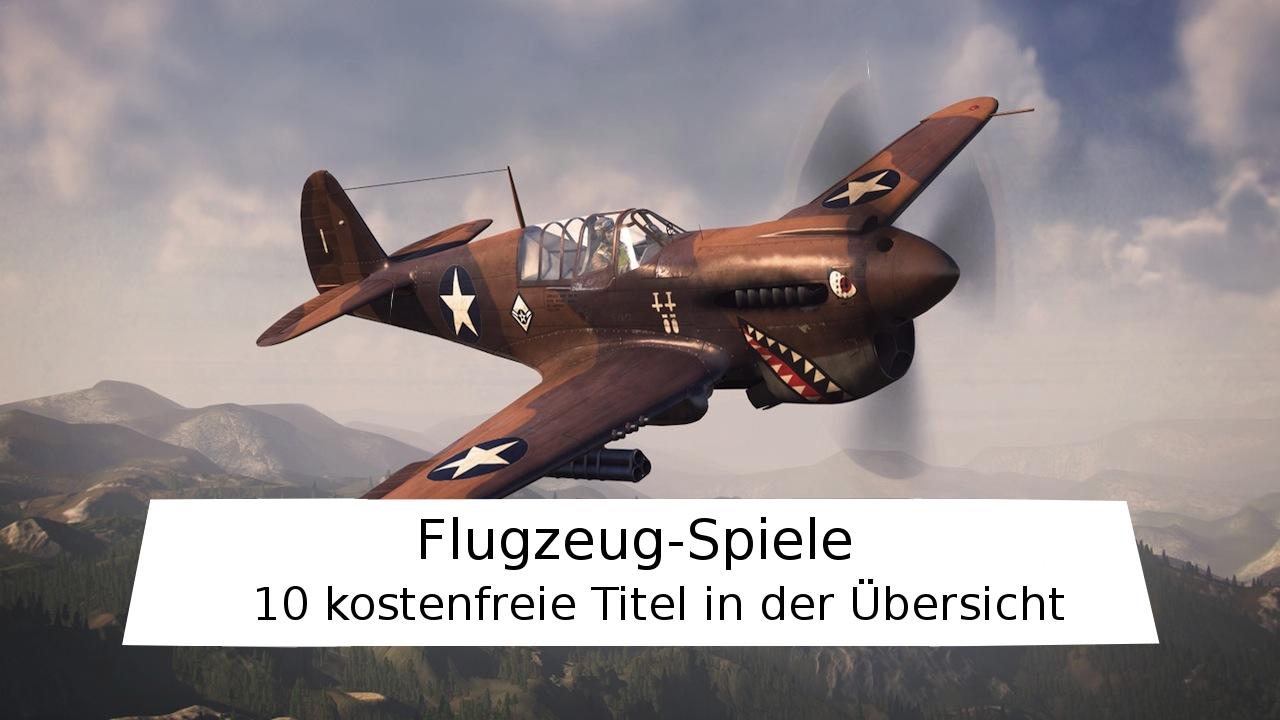 flugzeug fliegen spiele kostenlos