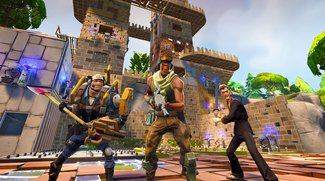Fortnite: Eine Stunde Video-Material zum Sandbox-Shooter