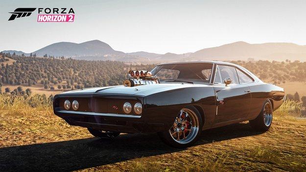 Forza Horizon 2: Das Furious 7 Car Pack im Trailer