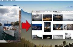 Fotos-Apps von OS X:...
