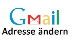 Gmail-Adresse ändern – So...