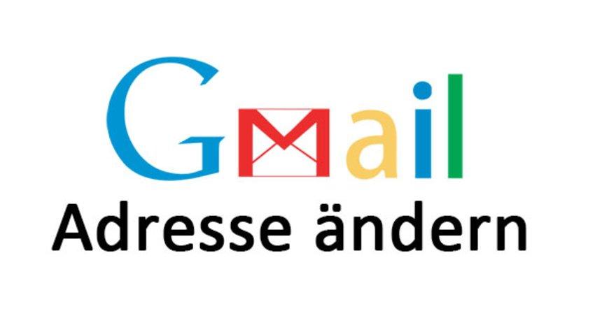Gmail Adresse ändern