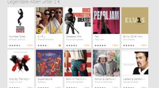 Play Store: 150 Legendäre Alben für unter 2 Euro – Michael Jackson, Springsteen, Pearl Jam und mehr