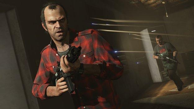 GTA 5: An der Spitze der deutschen Game-Charts