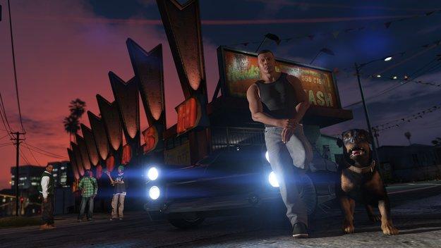 GTA 5: Zahlreiche neue PC-Screens und die Grafik-Optionen