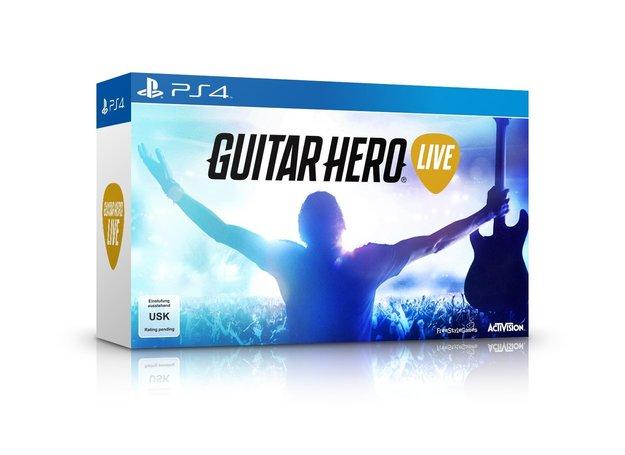 Guitar Hero Live: Bundle kann ab sofort vorbestellt werden