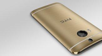 HTC One M9 Plus mit WQHD-Display und Fingerabdrucksensor vorgestellt – in China