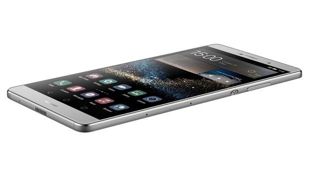 Huawei P8 max: Gigantisches 6,8-Zoll-Smartphone ab sofort vorbestellbar