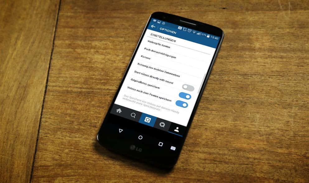 OG Instagram Plus: Drittanbieter-Client mit Download- und Teilen