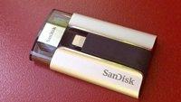 iXpand Flash Drive von SanDisk: Speicherstick für iPhone & iPad