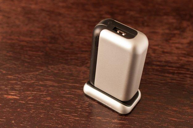 Just Mobile TopGun: Zusatzakku mit hervorragender Ausstattung
