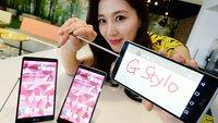 LG G Stylo: Mittelklasse-Phablet mit Stylus vorgestellt