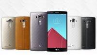LG G4 ab sofort vorbestellbar – ab 30. Mai erhältlich [Udpate]