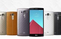 LG G4: Smartphone mit...