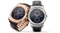 LG Watch Urbane: Edle Smartwatch ab sofort in Deutschland erhältlich